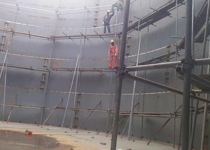 Tank Farms Development And Loading Depot Facility Cakasa