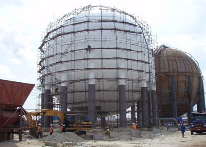 Lpg Facility Development Cakasa Nigeria Company Limited
