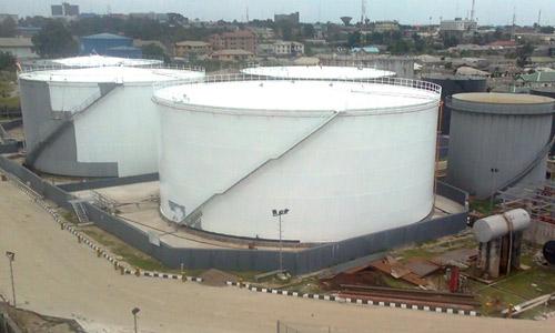 Tank Farms Development and Loading Depot Facility