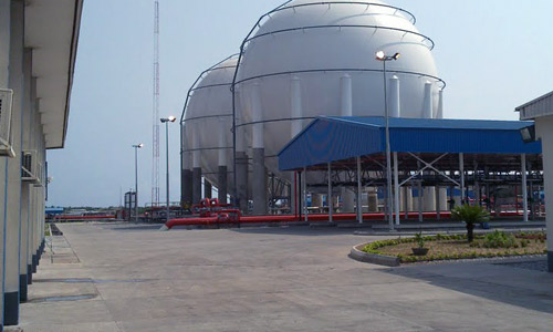 LPG Facility Development
